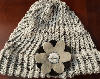 Adult Loom knit Hats