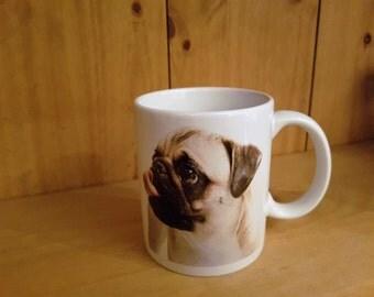 For the Love of Pug Mug