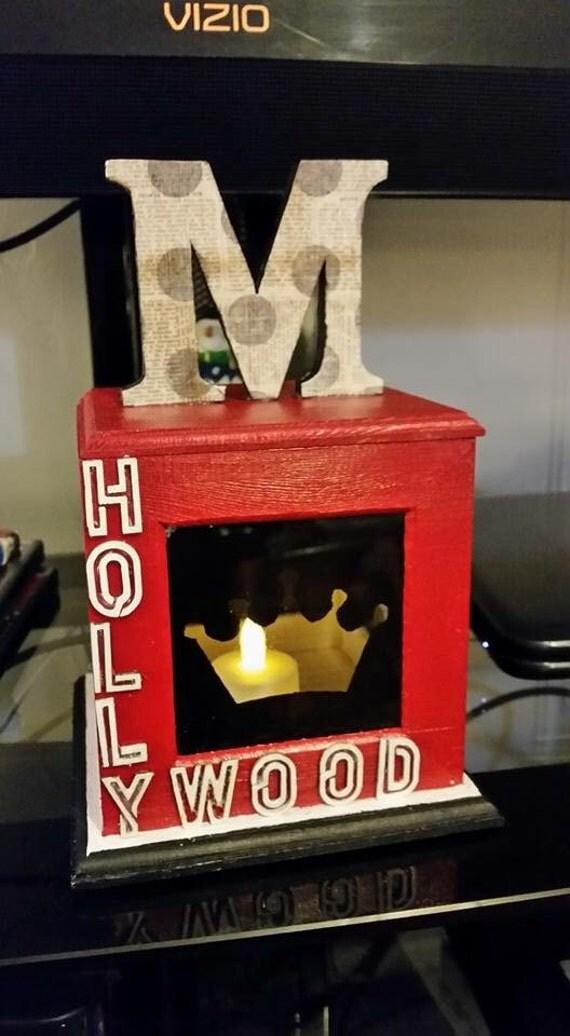 Custom decorative box