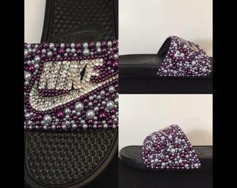 Nike Bling Slides
