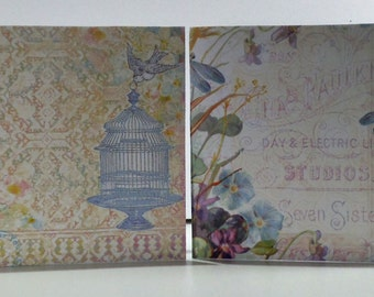 Quality Handmade Cards Box and Envelope Set
