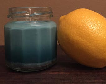 Cotton blossom soy candle-spring scent