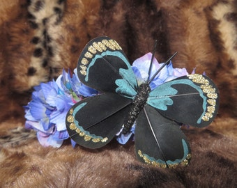 Butterfly Alice band.