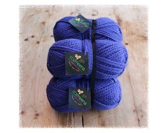 Cozmeena Shawl Kit ~ Cobalt