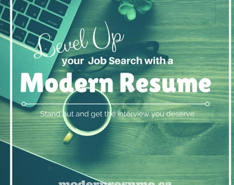 resume writing     Etsy Professional Resume Writing Services