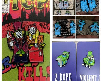 COMBO DEAL 9 or 10 ICP pins