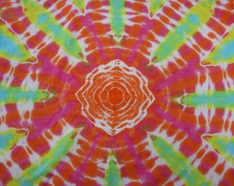 Tie Dye Bandana/ Tapestry/ Pet Scarf
