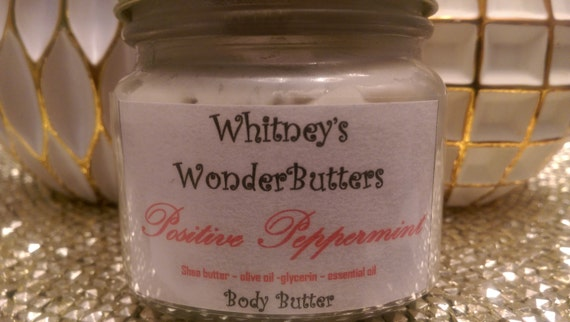 Positive Peppermint Wonderbutter