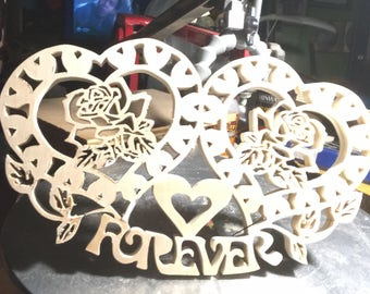 Love & Forever plaque