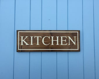 Kitchen Sign - Kitchen Signs - Kitchen Decor - Mother's Day Gift - Wedding Gift - Housewarming Gift - Just Because Gift