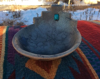 Southwestern Pottery:   Blessing Bowl