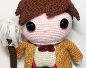 Doctor Who 11th Crochet P...