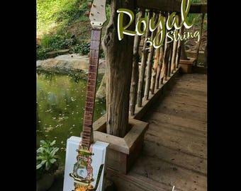 Royal 3-string guitar