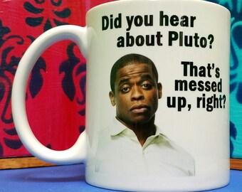 Gus Pluto Mug