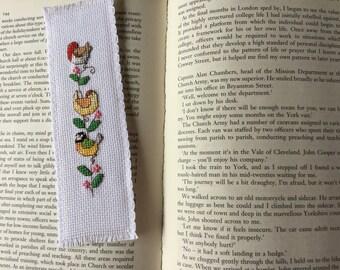 Bookmark - three little birds.