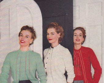 1950s Basic Slipon pattern