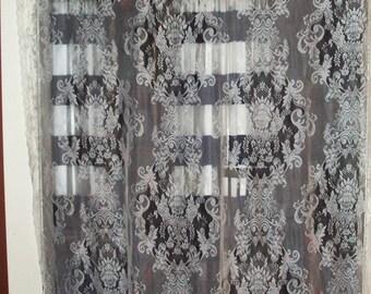 Vintage Lace Panel