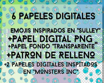 Papers digital Sulley