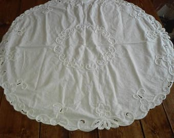 Side table table cloth
