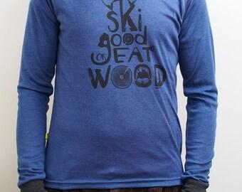 Good ski T-shirt