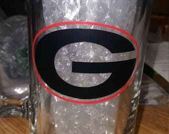 UGA Beer Mugs