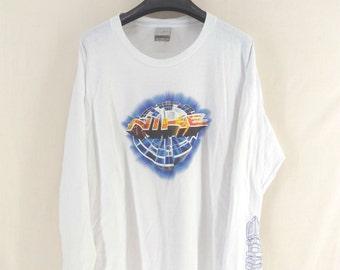 Vintage Nike Long Sleeves Shirt