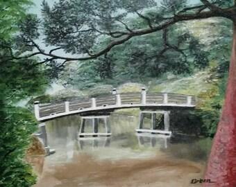 Shogun Japanese Bridge