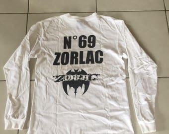 Zorlac Skateboard No69 Longsleeve Shirt Medium
