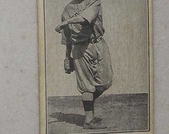 1921/22 E121 American Caramel Company Babe Ruth Card