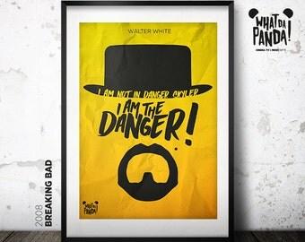 Breaking Bad - I am not in danger, Skyler. I am the danger!