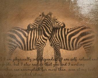 African Animal Wall Art