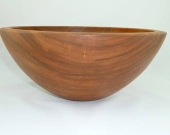 CHERRY SALAD BOWl (11.75X5.25 inches)