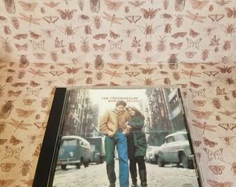 The free wheelin' Bob Dylan CD