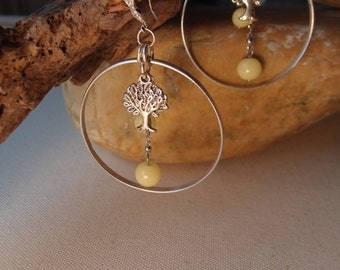 Eco-friendly earrings