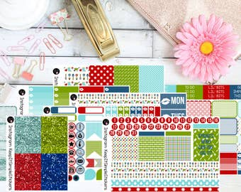 Planting Time Planner Stickers