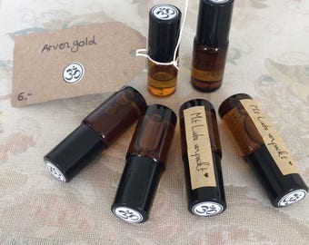 Arve gold (pine) roll-on aromatherapy