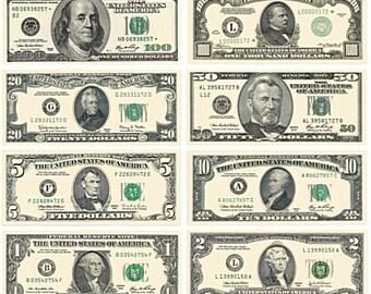 Edible Money Bills