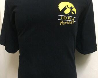 IOWA Hawkeyes t shirt