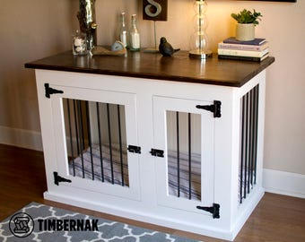 Custom Dog Kennel Furniture