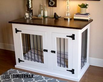 Custom Dog Kennel Furniture