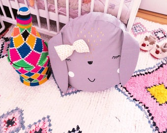 Kids Anja Pillow animal pillow baby pillow of babyroom cushion of child 50 cm