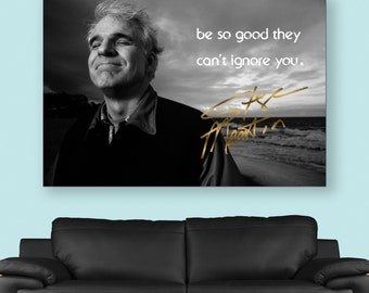 Steve Martin Poster Limited Edition 24x36 Poster | Steve Martin Canvas