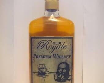 Fallout New Vegas - Olde Royale Premium Whiskey