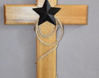 Wooden Cross 5066