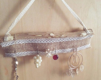 Wear jewelry - earrings