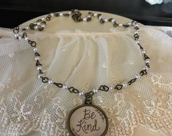 Be Kind Necklace - 16 inch