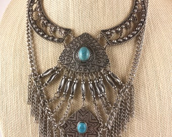 Gypsy Style necklace