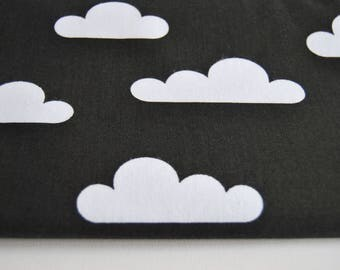 Clouds Cotton Fabric