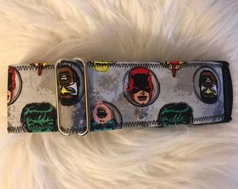 Avengers: dog collar