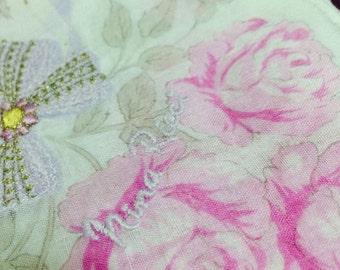 Vintage Nina Ricci Handkerchief